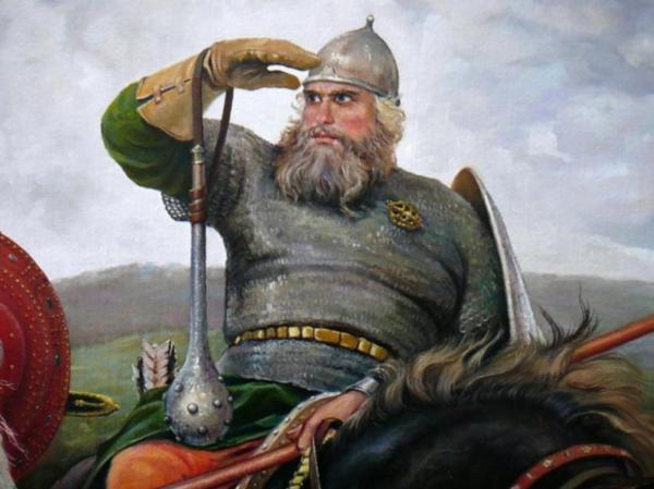 Краткое содержание былины «Илья Муромец и Соловей-разбойник»