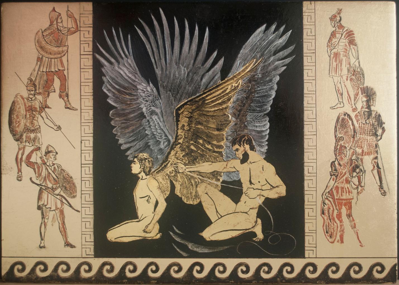 Краткое содержание мифа «Дедал и Икар»