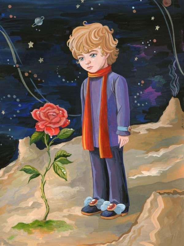Краткое содержание А. Экзюпери «Маленький принц»