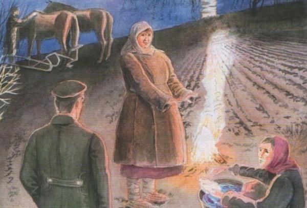 Краткое содержание рассказа А.П. Чехова «Студент»