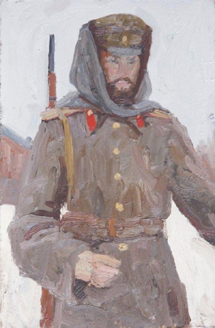 Краткий пересказ Н.С.Лесков «Человек на часах»