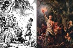 Краткое содержание М. Горький «Старуха Изергиль»