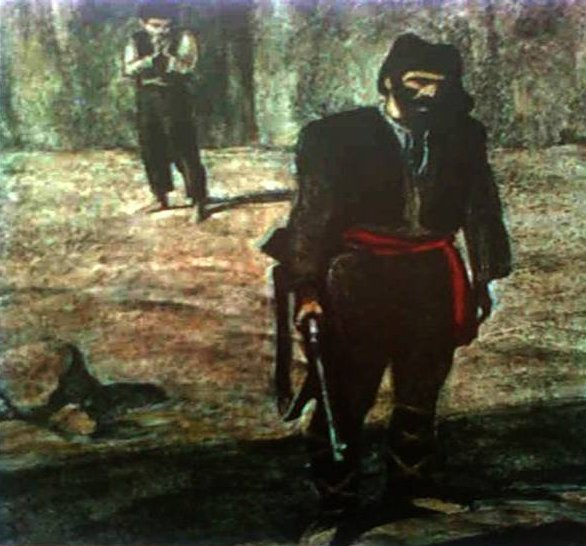 Краткое содержание П. Мериме «Маттео Фальконе»