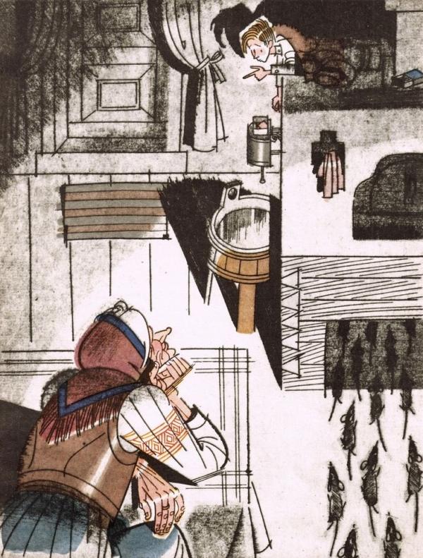 Краткое содержание рассказа К. Паустовского «Теплый хлеб»