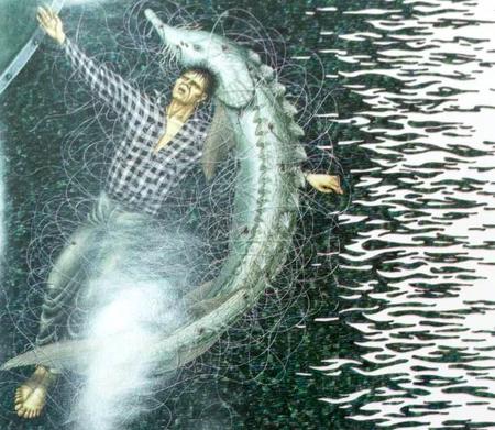 Краткое содержание В. Астафьев «Царь-рыба»