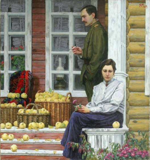 Краткое содержание И.А. Бунин «Антоновские яблоки»