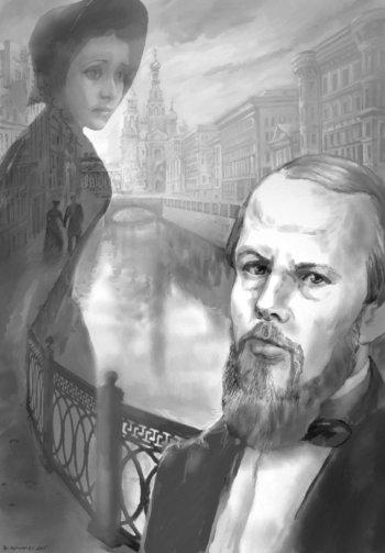 """Краткое содержание Ф.М. Достоевский """"Белые ночи"""""""