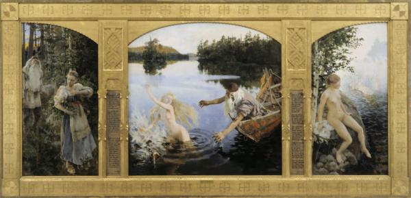 Краткое содержание карело-финского эпоса «Калевала»