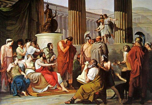 Краткое содержание Гомер «Одиссея»