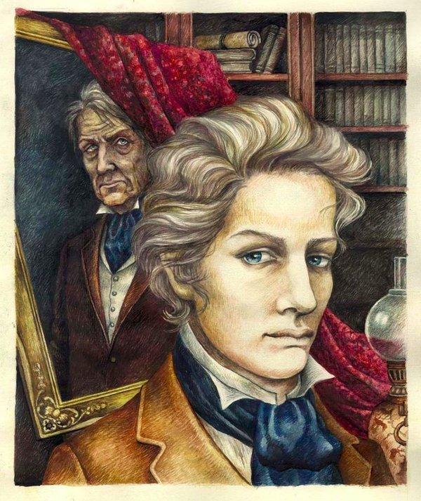 Краткое содержание О. Уайльд «Портрет Дориана Грея»