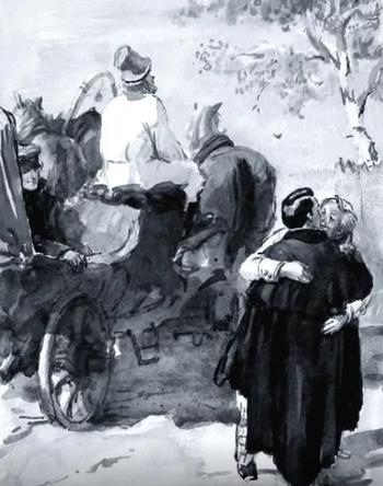 КраткоесодержаниеИ.С.Туренев«Отцыидети»