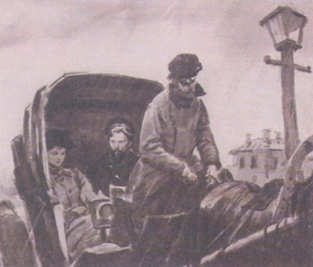 Краткое содержание А.П. Чехов «Невеста»