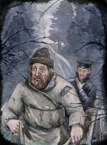 Краткое содержание А.П. Чехов «Пересолил»