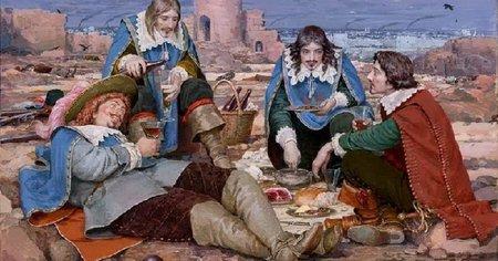 Краткое содержание А. Дюма «Три мушкетера»