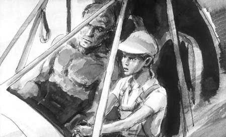 Краткое содержание Дж. Олдридж «Последний дюйм»