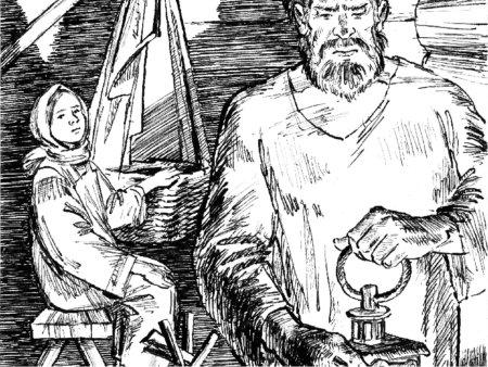 Краткое содержание И.С. Тургенев «Бирюк»