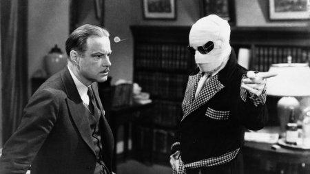 Краткое содержание Г. Уэллс «Человек-невидимка»