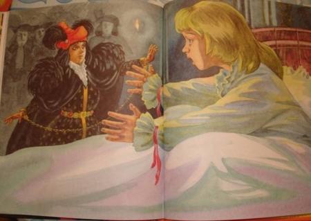 Краткое содержание А. Погорельский «Черная курица или подземные жители»