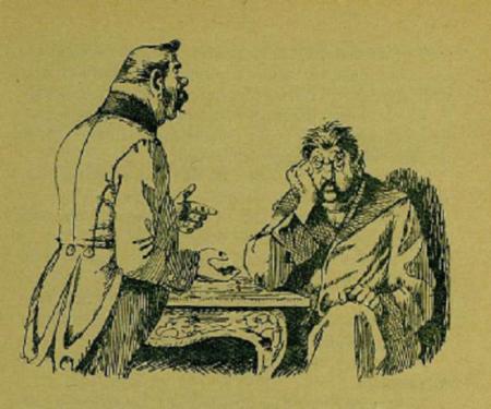 Краткое содержание М.Е. Салтыков-Щедрин «Дикий помещик»