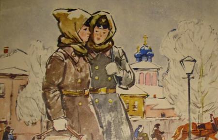 Краткое содержание А.П. Чехов «Мальчики»